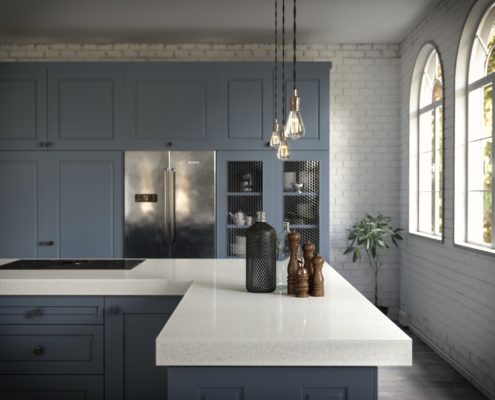 Dekton Kitchen - Vienna